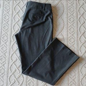 Loft EUC Gray Julie Trouser Size 12